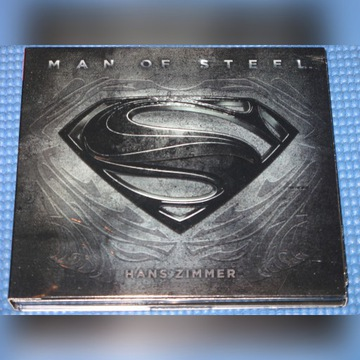 HANS ZIMMER MAN OF STEEL