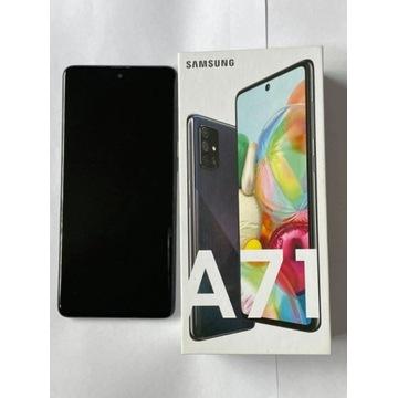 Samsung Galaxy A71 6 GB / 128 G jak nowy