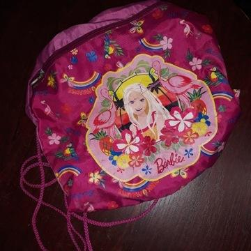 Barbie worek na buty torebka