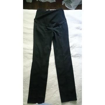 Czarne ciążowe spodnie H&M rozm 44