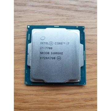 Procesor Intel i7-7700 4x3,6GHz