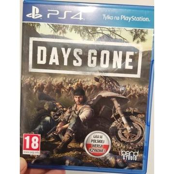 DAYS GONE   (PS4 oraz PS5)