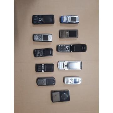 Sprzedam różne telefony sprawne i nie sprawne.