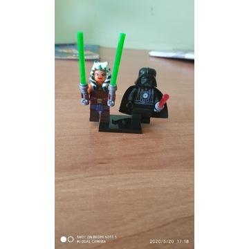 Pojedynek  Star Wars AHSOKA TANO VS VADER