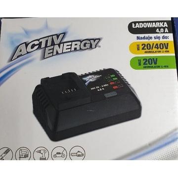 Ładowarka activenergy 20/40v nowa