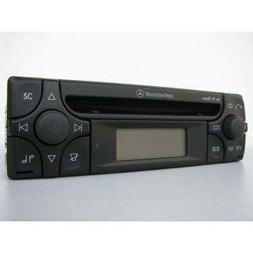 Radio Alpine MF2910 Audio 10 CD Mercedes W168 W210