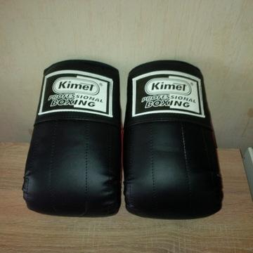 Rękawice bokserskie treningowe Kimet Stan Idealny