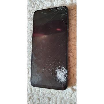 Motorola One Zoom XT2010-1 Zbita szybka, włącza si