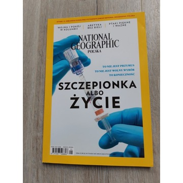National Geographic nr 1/2018