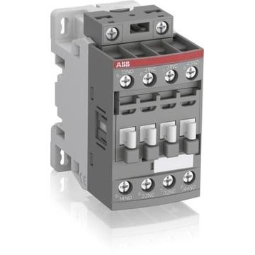 Stycznik ABB NF40E-13, DIN, 250 V, 4NO, 4 bieguny