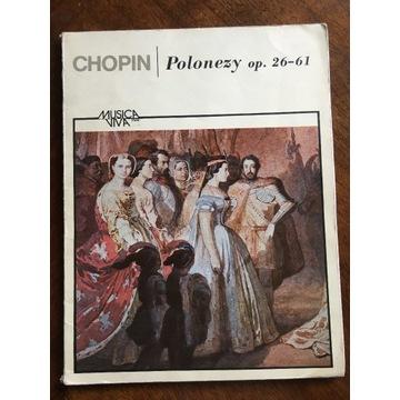 Nuty Polonezy F. Chopin
