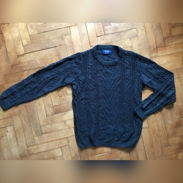 Sweter pullover męski S Pull&Bear