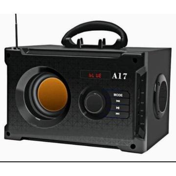 Radio na budowę z bluetooth