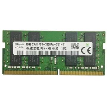 16GB HYNIX PC4 3200AA 1Rx8 Pamięć RAM