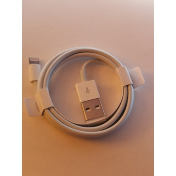Apple Lightning to USB - wersja OEM, po wymianie