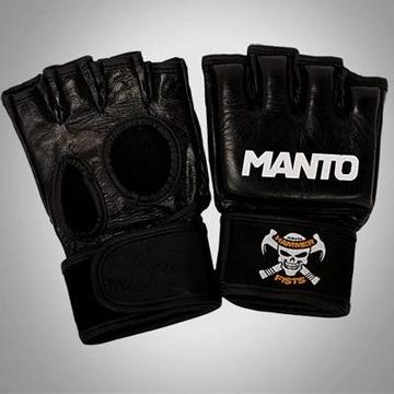 MANTO rękawice MMA Hammer Fists Czarne XL