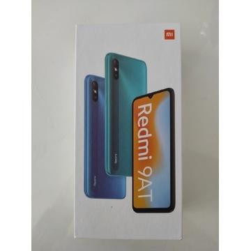 Smartfon Xiaomi Redmi 9AT 2 GB / 32 GB szary