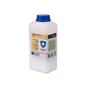 MSM Dimetylosulfon Siarka organiczna 1 kg Biomus