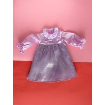Sukienka dla lalki Disney Animators Roszpunka