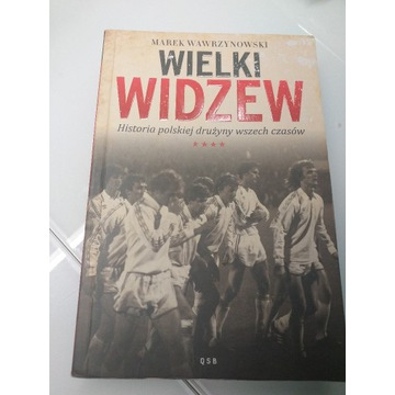 Książka Wielki Widzew