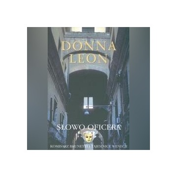 SŁOWO OFICERA - DONNA LEON