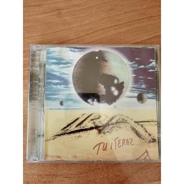 IRA Tu i Teraz  płytaCD 2002