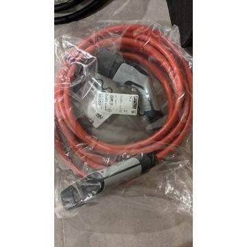 Kabel ładowania samochodu BMW TESLA 22kW typ 2 3F