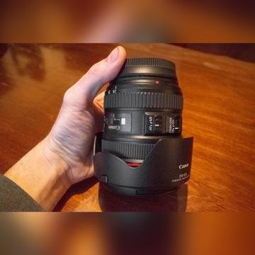 Obiektyw Canon 24-70 L F/4 IS USM