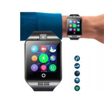 SMARTWATCH- TELEFON,KAMERA, SMS, MP3, APARAT, MP4