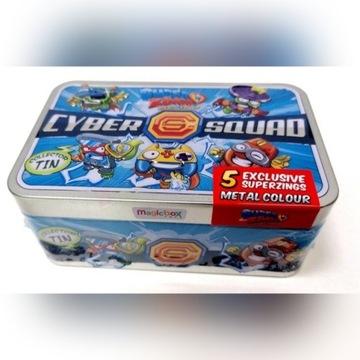 Super Zings 2 CYBER SQUAD + 5 super figurek NOWY!