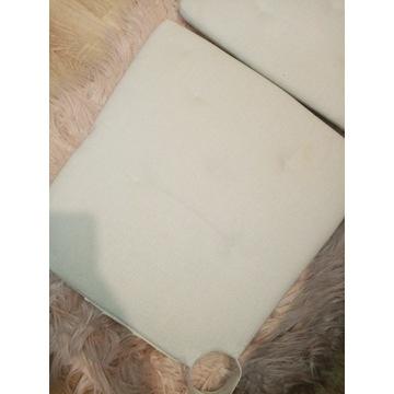 Komplet poduszek Ikea białe