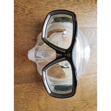 Maska nurkowania Aqualung technisub Look 2 Srebrna