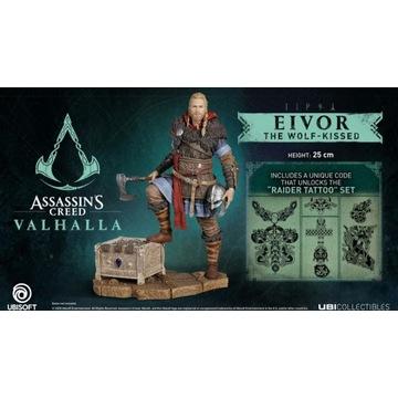 Assassin's Creed Valhalla Figurka Eivor 25cm NOWA