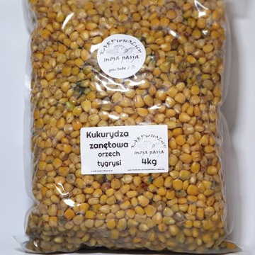 Kukurydza zanętowa smakowa 4kg opak
