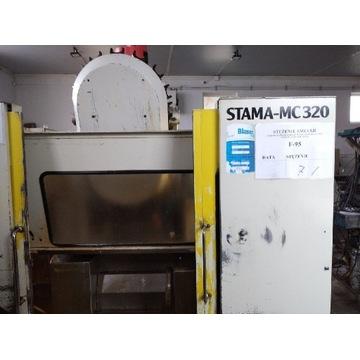 Frezarka CNC Stama MC320 2sztuki centrum obróbcze