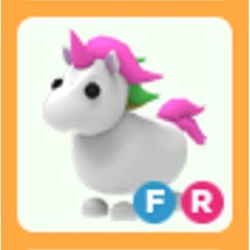 Roblox Adopt Me Unicorn FR
