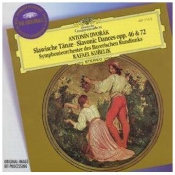 Dvorak: Slawische Tanze Kubelik Rafael