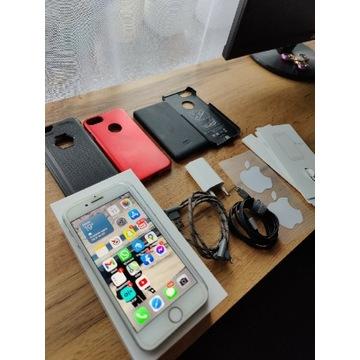 iPhone 7 128gb srebrny