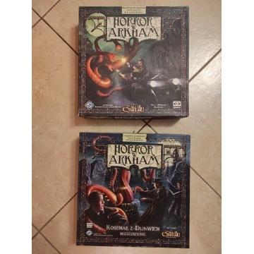 Horror w Arkham + Dunwich2 Druga Edycja