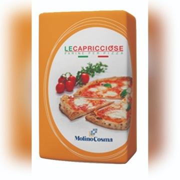 Mąka włoska typu 00 -pizza, makaron
