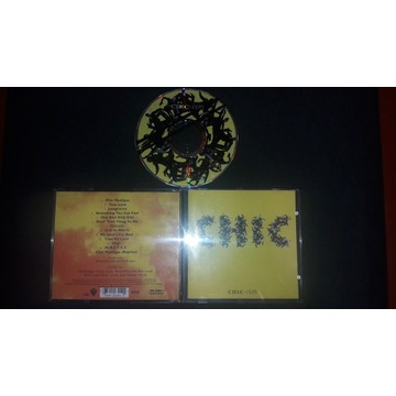 Chic-Chic-ism cd
