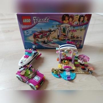 LEGO FRIENDS(41316) TRANSPORTER MOTORÓWEK ANDREI