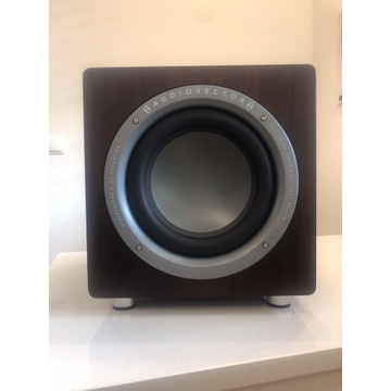 Subwoofer aktywny Audiovector QR SUB