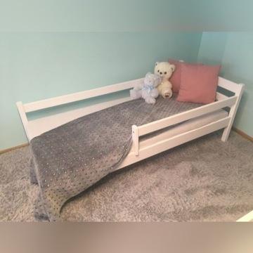 Łóżko dziecięce sosnowe IZA 80x180