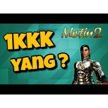 metin2 Polyphemos 1kkk yang/10w +gratis 24/7 TANIO