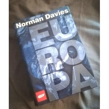 Europa Norman Davies wyd. Znak