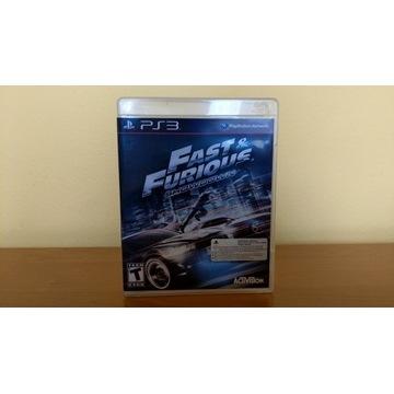 Fast & Furious: Showdown PS3 Szybcy i wściekli