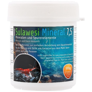 Salty Sulawesi Mineral 7,5 110g