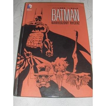 BATMAN: NAWIEDZONY RYCERZ -WYPRZEDANY!!!