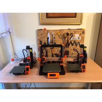 Profesjonalne WYDRUKI 3D na drukarce PRUSA Druk 3D